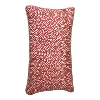 Alan Campbell Pillow