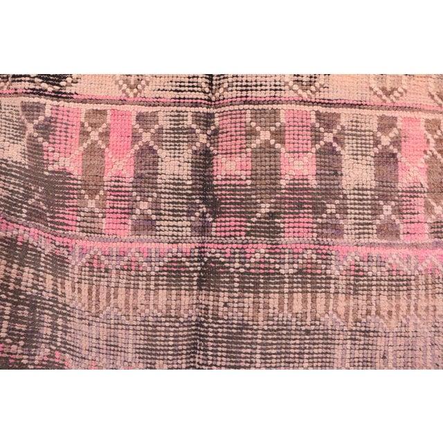 "Image of Vintage Boujad Moroccan Rug - 4'11"" x 9'4"""