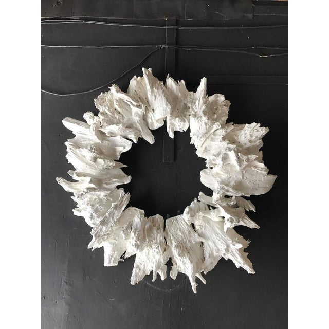 White Drift Wood Crown or Frame - Image 4 of 5