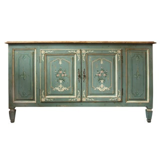 Chelsea House Painted Credenza