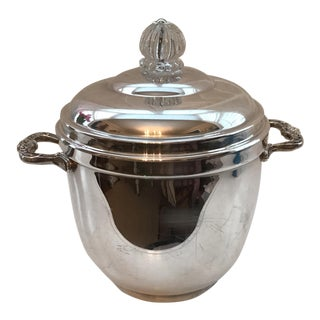 Vintage Sheridan Ice Bucket