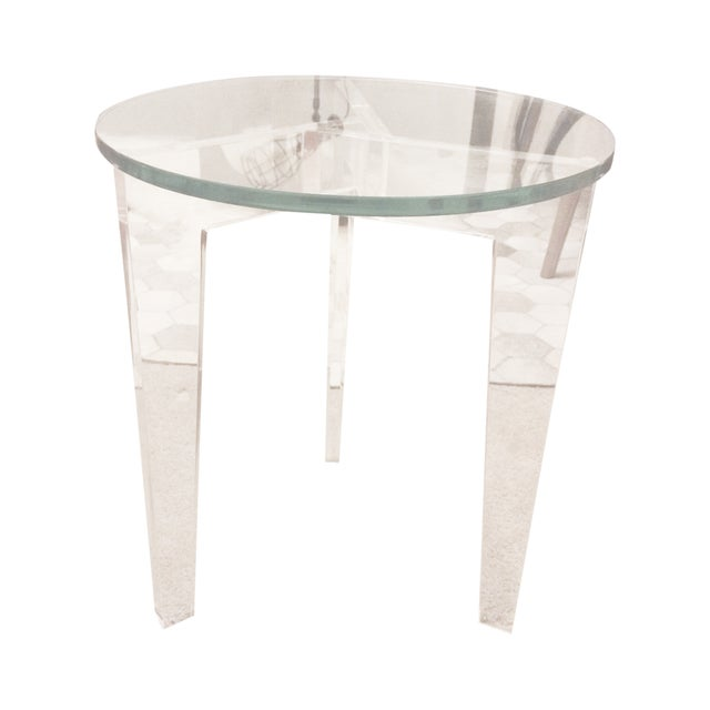Interlude Home Leblanc End Table - Image 1 of 6