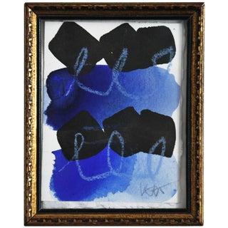 """Kate Roebuck """"Yves"""" Painting"""