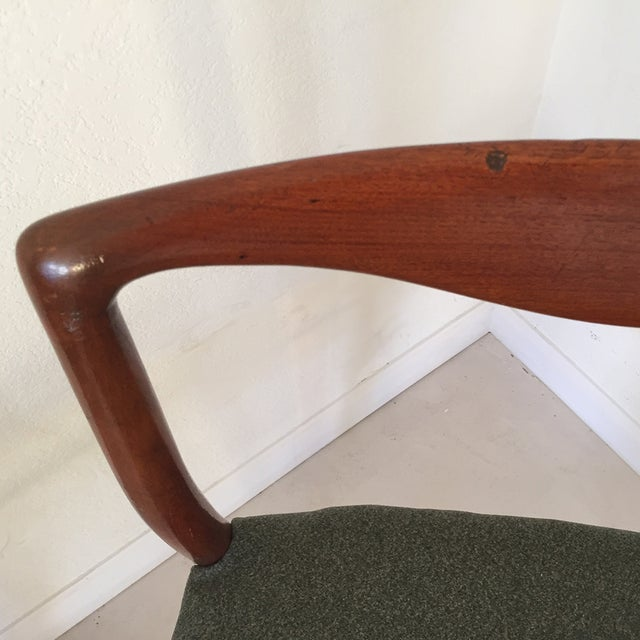 Kai Lyngfeldt Larsen Teak Dining Chairs - S/4 - Image 5 of 5