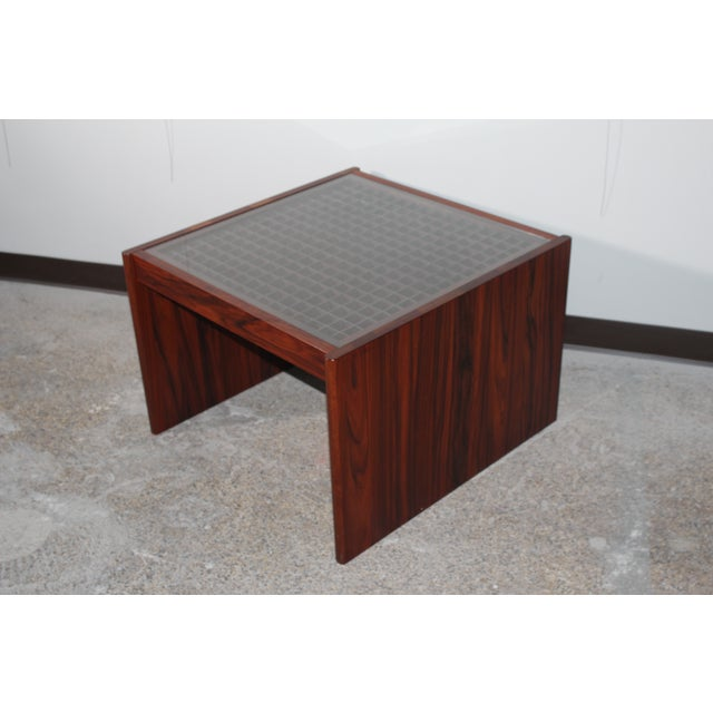 Rosewood Coffee/End Table by Komfort - Image 2 of 3