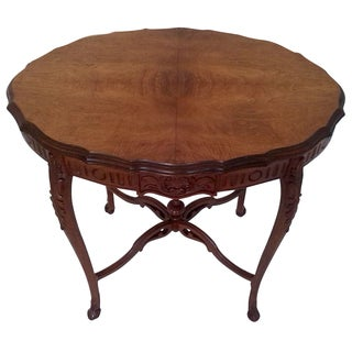 1920s Weiman Heirloom Occasional Table