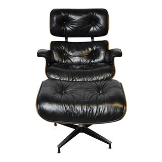 Rosewood Charles Eames Lounge Chair for Herman Miller