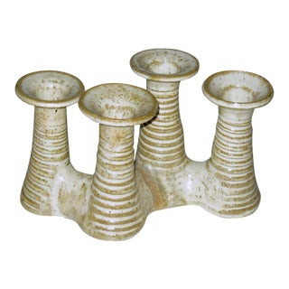 Retro Cluster Candlestick Holder