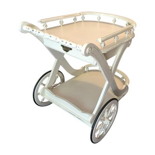 Shabby Chic Tea Cart