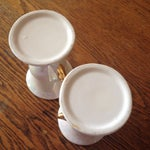 Image of Pearl China Company Mid Century Urns- Pair