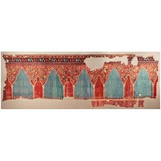 Outstanding Ottoman Multiple Niche Carpet