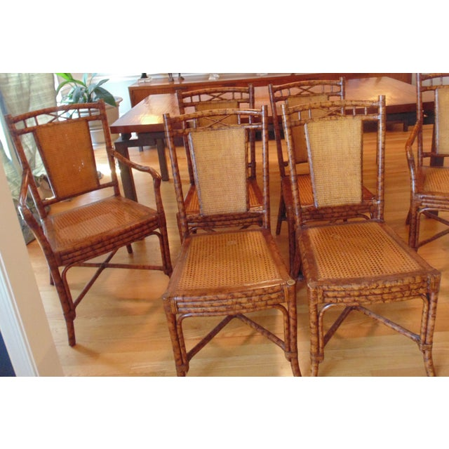 Roche Bobois Dining Room Chairs - Set of 6 - Image 2 of 9