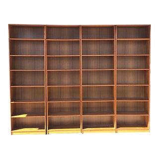 1970s Carl Hansen Danish Bookcases - Set of 4