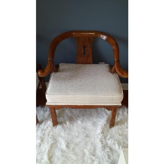James Mont Style Chairs - A Pair - Image 5 of 8