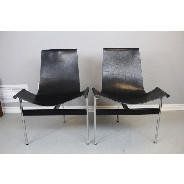 William Katavolos T-Sling Chairs - Pair - Image 2 of 7