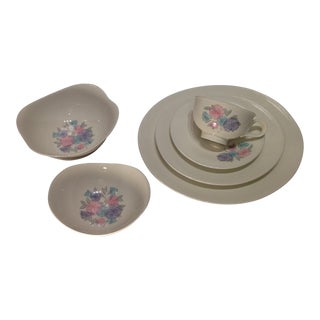 1950's Table Setting by Eva Zeisel - 6 Pieces