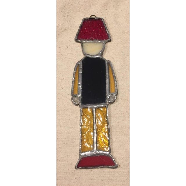Stained Glass Nutcracker Toy Soldier - Image 2 of 6