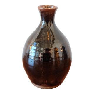 Vintage Studio Pottery Bud Vase