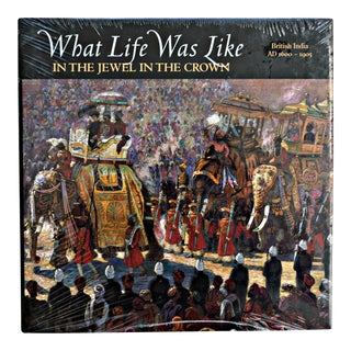 """""""What Life Was Like in the Jewel in the Crown"""" Coffee Table Book"""