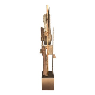 Mid-Century Harry Balmer Sculpture Lamp