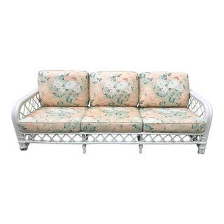 Ficks Reed Trellis Sofa