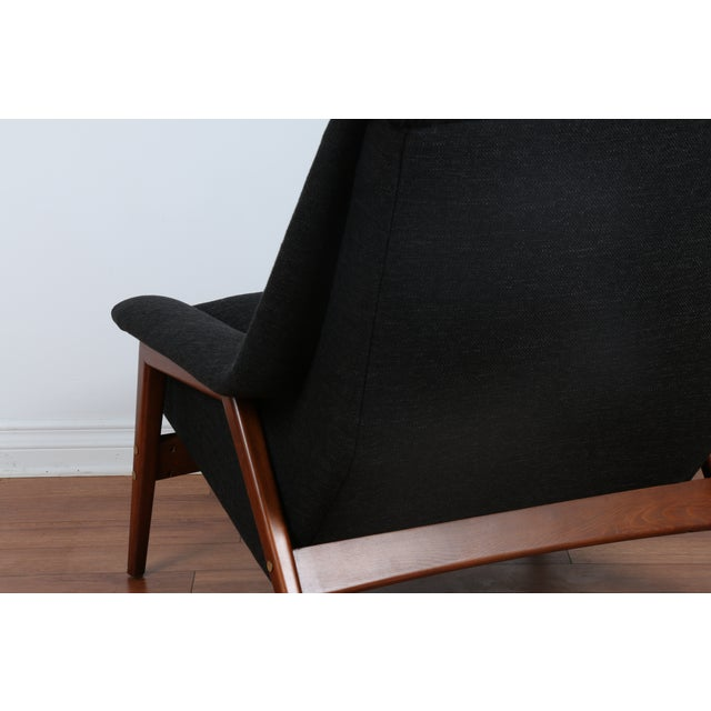 Dux Chair and Ottoman by Folke Ohlsson - Image 9 of 11