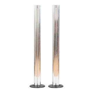 GIANFRANCO FRATTINI MEGARON FLOOR LAMPS