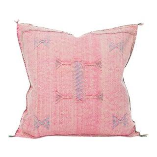 Moroccan Dusty Pink Berber Sabra Pillow