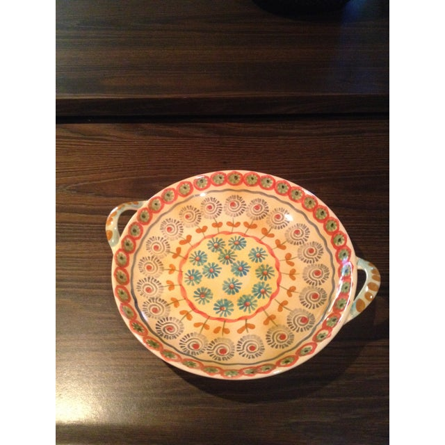Hand Painted Italian Serving Platter - Image 7 of 7