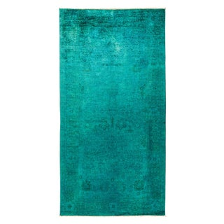 """Vibrance, Hand Knotted Area Rug - 5' X 9'8"""""""