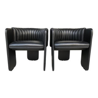 Luigi Massoni For Poltrona Frau Chairs/ 2
