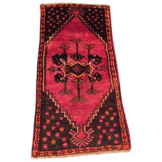 Vintage Anatolian Rug - 2′ × 3′11″