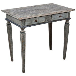 18th Century Painted Table from Italy