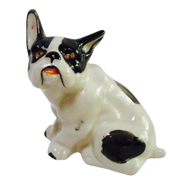Vintage Ceramic French Bulldog - Image 1 of 7