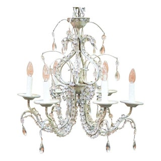 Shabby Chic French Chandelier