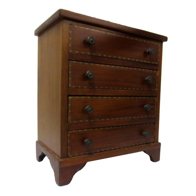 Miniature Scale Chest of Drawers - Image 3 of 7