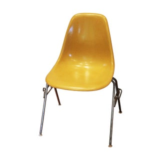 Herman Miller Eames Fiberglass Shell Chairs - S/4