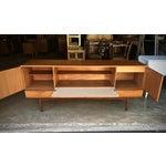 Image of Portwood Mid-Century Modern Teak Sideboard