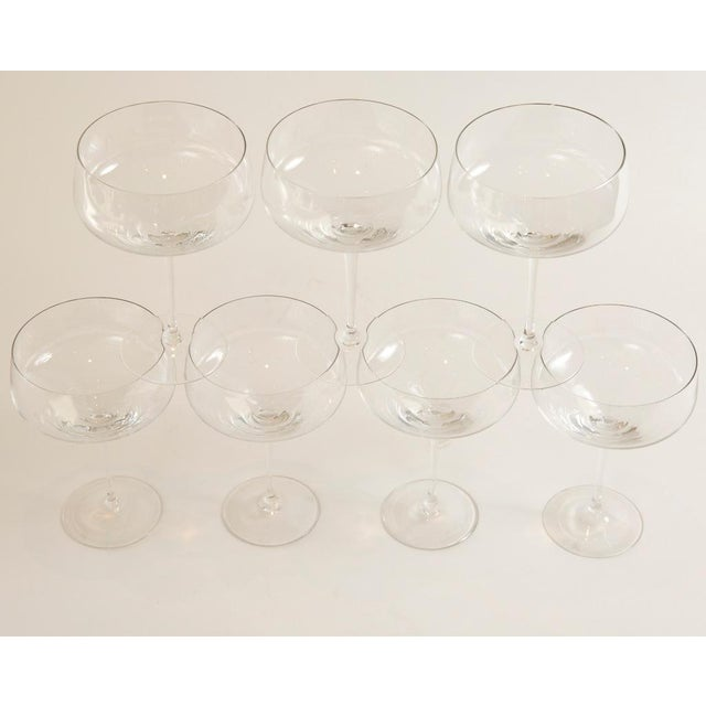 Vintage Rosenthal Crystal Stems - Set of 7 - Image 4 of 10