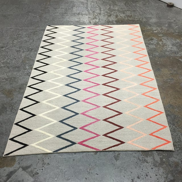 Suzanne Sharp, Rug Company Africa Rug - 5′ × 7′5″ - Image 9 of 10