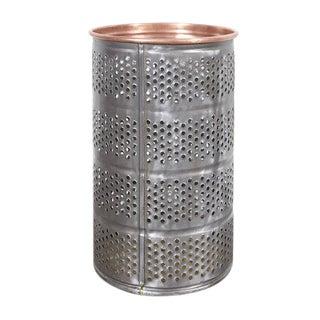 Industrial Metal Waste Basket