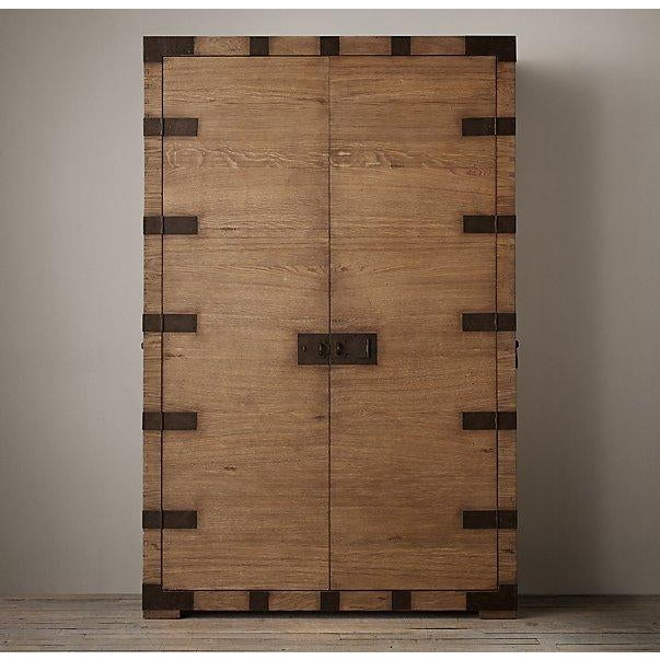 Solid Wood Armoire - Image 2 of 7