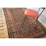 "Image of Distressed Kurdish Rug - 4'2"" X 7'"
