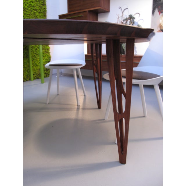 Michele De Lucchi for Riva Round Dining Table - Image 4 of 5