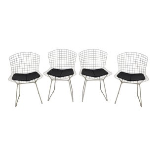 Harry Bertoia for Knoll Rilsan Dining Chairs - 4