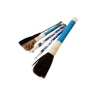 Calligraphy Brushes - Set of 5