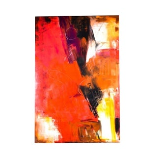 Original Abstract Painting by Kathleen Patrick
