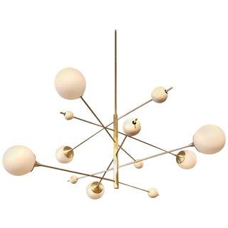 """Orbital"" Chandelier by Studio Machina for Blueprint Lighting"