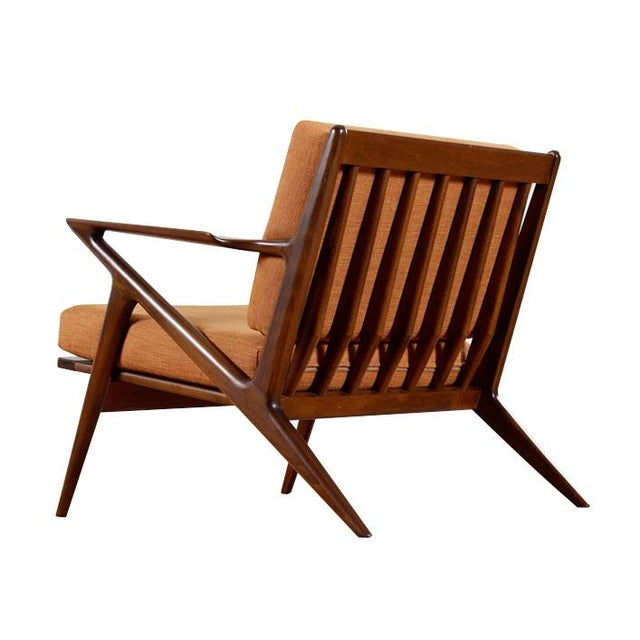 Restored vintage poul jensen z chair chairish for Poul jensen z chair