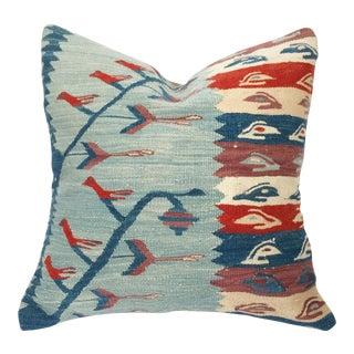Vintage Kilim Square Pillow